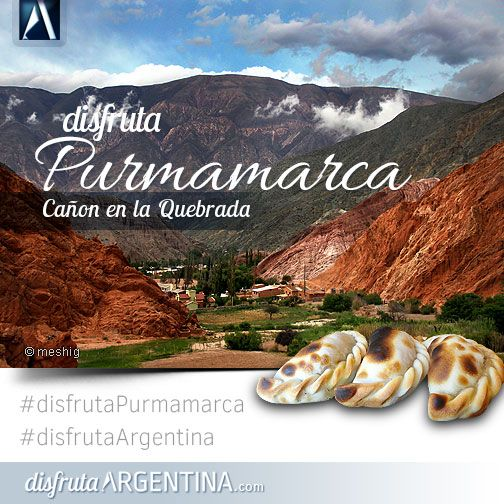 Vacaciones coloridas? PURMAMARCA, en Jujuy. Cerros de Colores, Quebradas, Empanadas y Cordialidad. Como llegar, que visitar, donde dormir, comer, souvenirs, y más #purmamarca #vacaciones #argentina