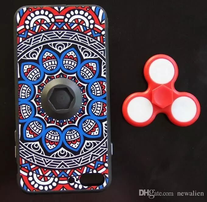 Fidget Spinner 2017 Hot Sale Phone Case For Iphone 6 6s 6plus 6splus 7 And 7plus Wholesale Cell Phones Accessories Cell Phones Accessories Wholesale From Newalien, $11.85| Dhgate.Com