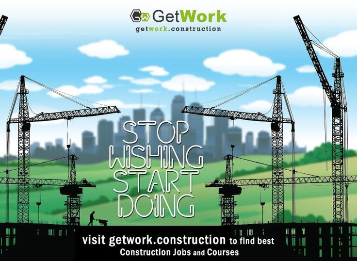 Stop Doubting yourself , #work hard and make it happen! visit: getwork.construction #Courses in construction #construction #jobs #UK #Work #getworkconstruction #getwork #Jobs in London #Railway construction #Construction management