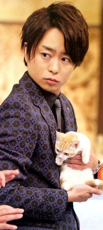my little voiceless world - yuuyu1964:   Sakurai Sho  オリ☆スタ