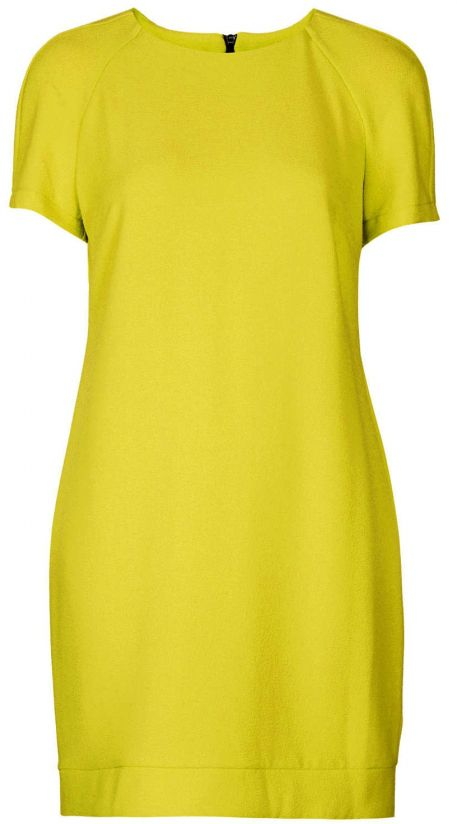 Yellow Shift Dress- Love Online Fashion- Women's Clothing
