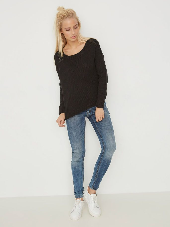 Casual knit is a must have