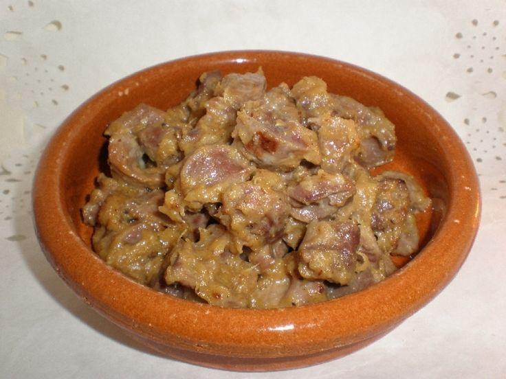 Mollejas de pollo con puerro Este plato de Mollejas de pollo con puerro, hoy lo vamos a preparar para un...