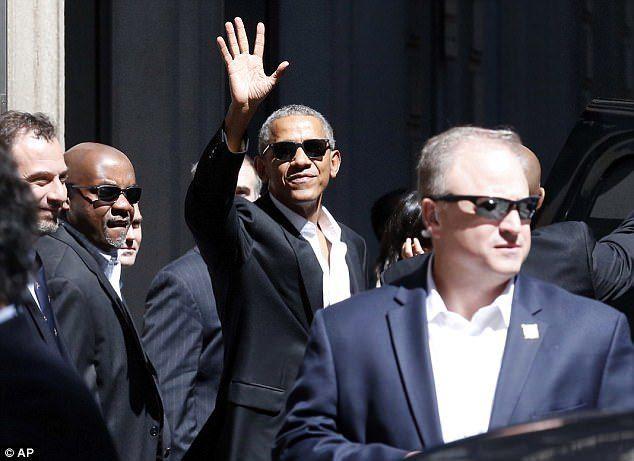 president obama in milan the obama diary - Matthias Malmedie Lebenslauf