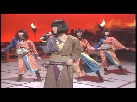 DESIRE -情熱- (夜のヒットスタジオ 1986.02.26 放送) - 中森明菜 Akina Nakamori