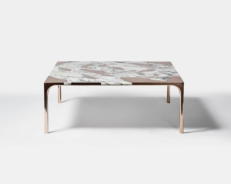 Gt2p Marble Vs Bronze Coffee Table 2015