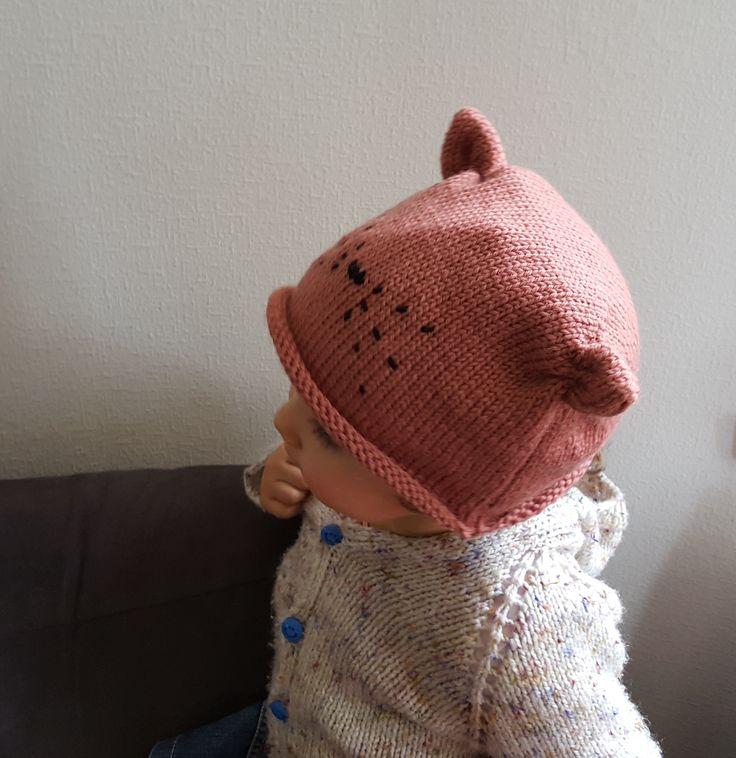 bonnet petit chat