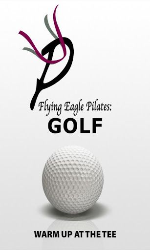 """Flying Eagle Pilates: Golf """"Warm Up at the Tee"""" is a quick and easy way to loosen up the body prior to play.  Important elements such as flexibility, strength, stamina, control, and balance are addressed in the warm up. Our 6 minute """"Warm Up at the Tee"""" will calm """"first tee jitters"""" and ensure that your core is engaged throughout your round.Our Golf Warm Up Video featuring Carlton Dove, PGA Teaching Professional will guide you through the Warm Up or select any one of the 8 single videos o..."""