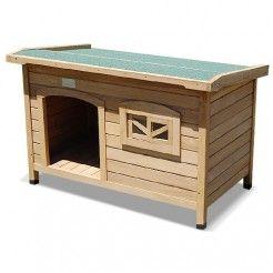 Luxury Cabin Style Kennel