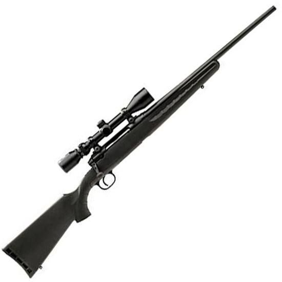 Is it time for your young one to take their first deer? The scoped Savage Axis XP Youth bolt-action rifle is the perfect gift. For less than $400, this quality .243 Winchester rifle with 20-inch barrel and black synthetic stock is a rifle they will cherish forever.