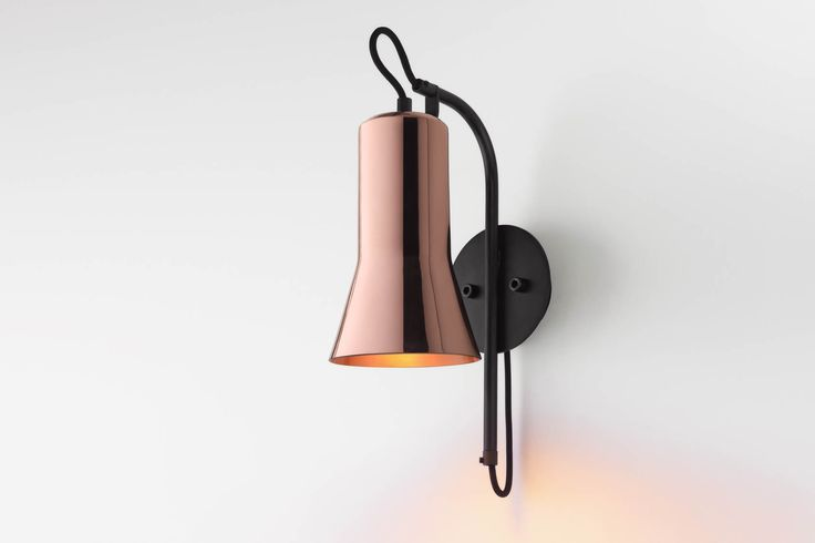 Ross Gardam   Silhouette wall light in solid copper   Daily Imprint Interview + More Images http://www.dailyimprint.net/2015/09/designer-ross-gardam.html