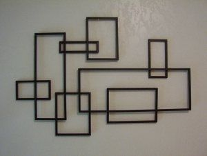 Metal Wall Designs traditional classical designs in handcrafted metal haiti metal art Mid Century Modern De Stijl Style Geometric Metal Wall Sculpture