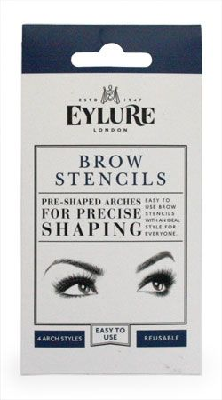 Eylure Brow Stencils 4 Eylure Brow Stencils 4: Express Chemist offer fast delivery and friendly, reliable service. Buy Eylure Brow Stencils 4 online from Express Chemist today! (Barcode EAN=5011522100821) http://www.MightGet.com/january-2017-11/eylure-brow-stencils-4.asp