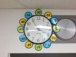 second grade classroom--great idea!