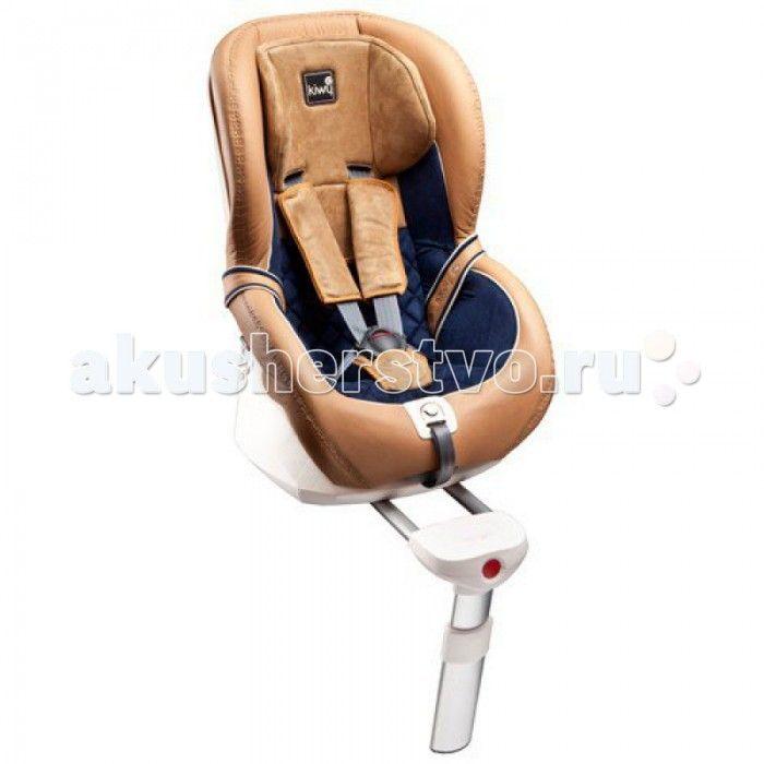 Автокресло Kiwy SPF1 Isofix Deluxe  Автокресло Kiwy SPF1 Isofix Deluxe - эксклюзивная версия SPF1 от Итальянского дизайнера Christian Grande. Автокресло оснащено системой крепления Isofix, которая позволяет получить еще больше безопасности для Вашего ребенка при поездках в автомобиле. Кресло имеет эксклюзивный дизайн и отличается новыми разработками в области защиты ребенка. Хорошая защита области головы и бедер ребенка. Использованы качественные материалы и прочный пластик корпуса…