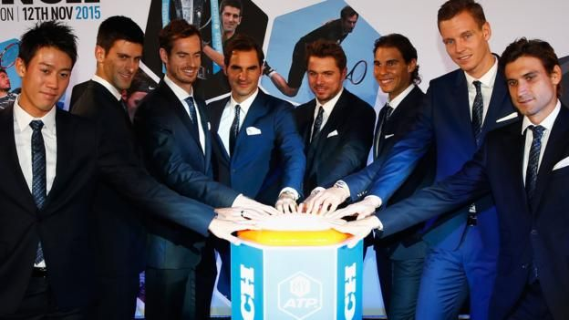 ATP World Tour Finals: Who lies in wait for Andy Murray? - BBC Sport