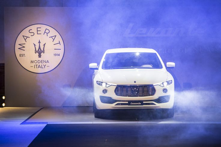 Maserati Product Launch at RHH Lindley Hall