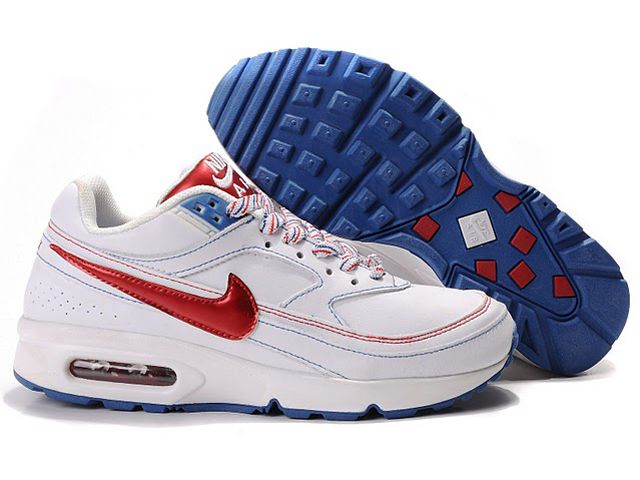 Chaussures Nike Air Classic BW Blanc/ Rouge/ Bleu [nike_10413] - €49.97 : Nike Chaussure Pas Cher,Nike Blazer and Timerland https://www.facebook.com/pages/Chaussures-nike-originaux/376807589058057 www.topchausmall.com