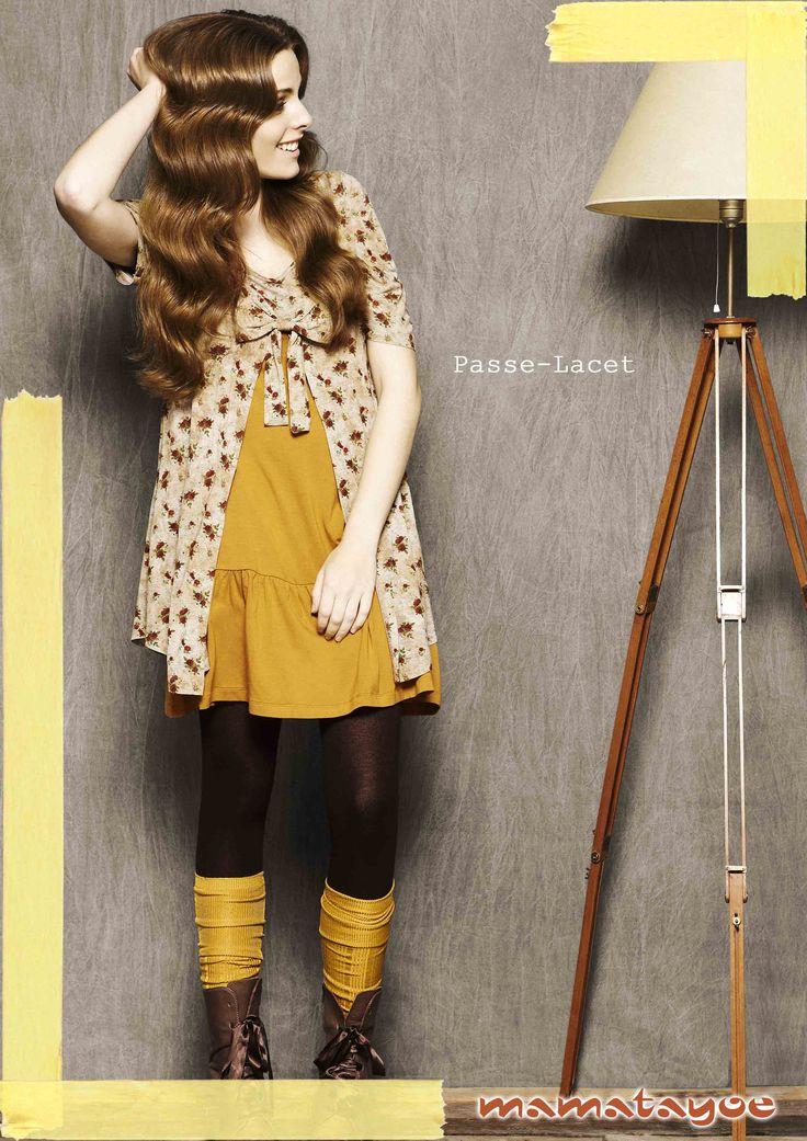 Crafty Chic by Mamatayoe / Set: Indi / Look: Passe-Lacet