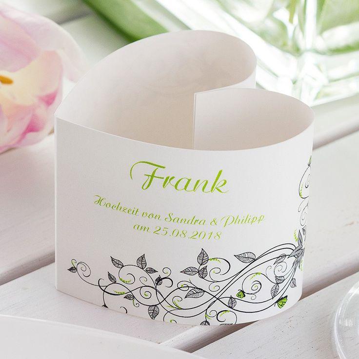 10 best Platzkarten für Hochzeit images on Pinterest