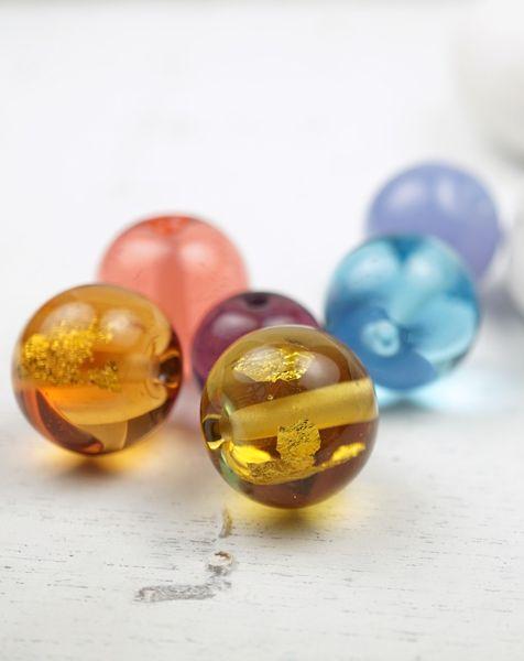 Melanie Moertel: Glasperlen, handgeblasen aus Leipzig |Farbiges Glas | Bunt | Farbenfroh | www.melaniemoertel.com