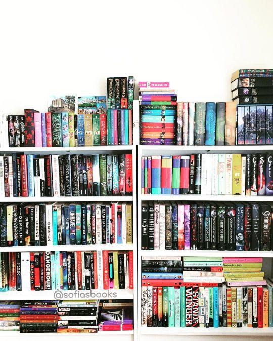 334 Best Bookshelves Images On Pinterest