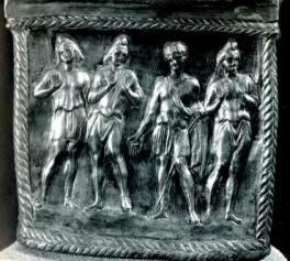 Storia di milano porta romana 6 arte primeros - Tapa porta romana ...