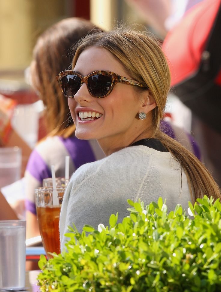 Whitney Port and Olivia Palermo filming in New York City