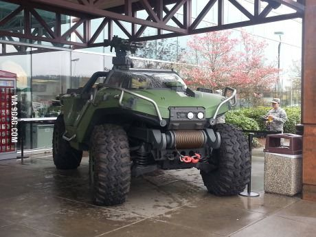 So there is a warthog is at fort lewis today