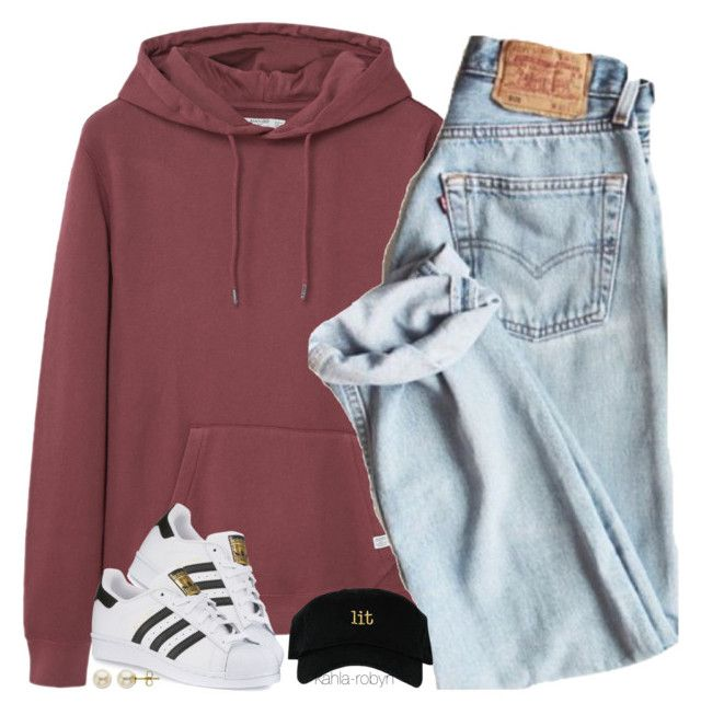 """""""zombie walk // desiinger   11  21 16"""" by kahla-robyn ❤ liked on Polyvore featuring MANGO MAN, adidas, The High Rise, Lord & Taylor, jeans, cap, hoodie and Hoodies"""
