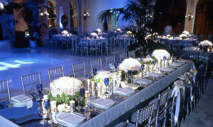 Wedding Decoration Ideas Navy Blue