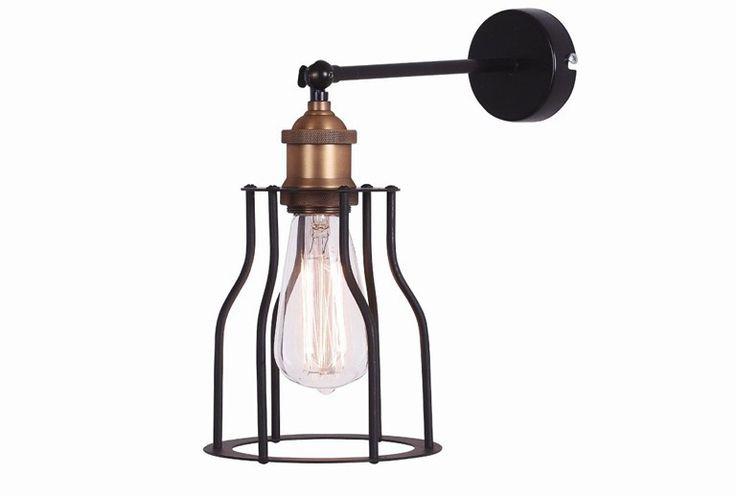 RUSTIK WALL LAMP 1L