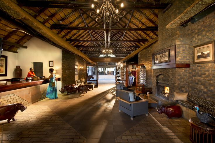 Bakubung Bush Lodge 'People Of The Hippo', Pilansberg