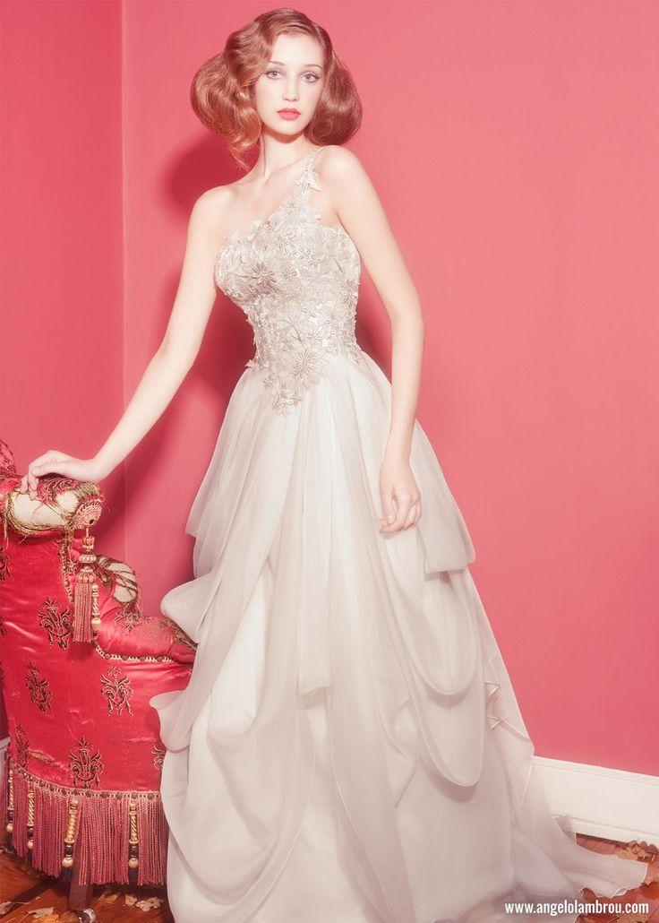 Kohana Wedding Gown by Angelo Lambrou