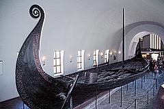 Oslo Norway......Viking ship