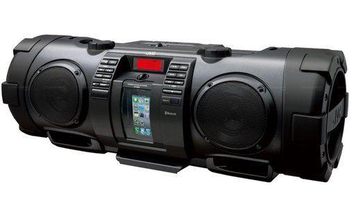 Radioodtwarzacz CD JVC RV-NB90