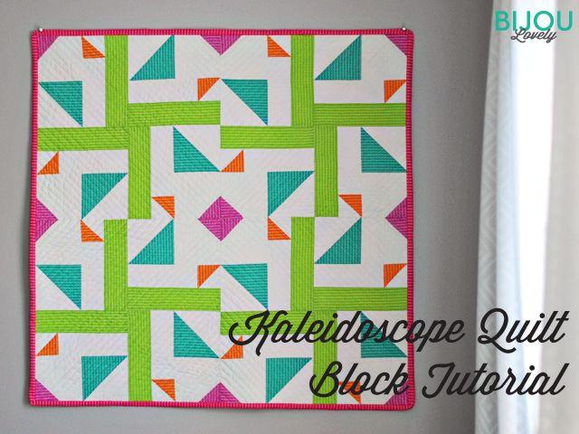 Kaleidoscope quilt block tutorial: Blocks Tutorials, Color Combos, Minis Quilts, Baby Quilts, Quilts Blocks, Blocks Quilts, Kaleidoscopes Quilts, Design Blog, Quilts Tutorials