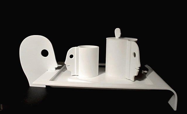 Laura Zeni reinventa la hora del té, con Krion