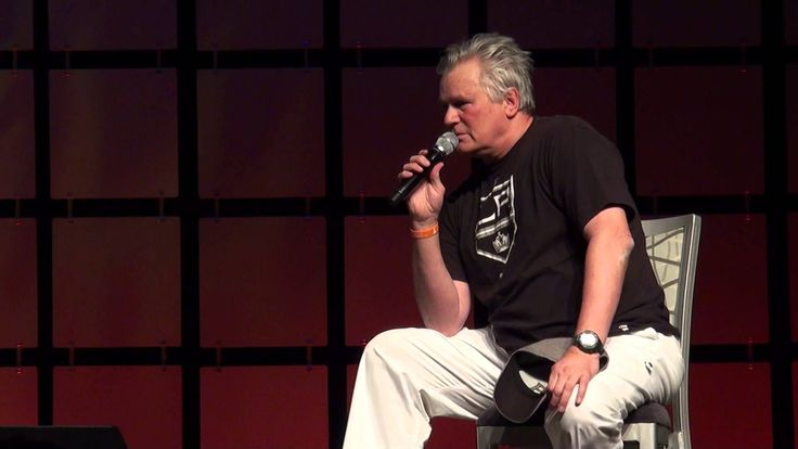 Richard Dean Anderson HD Phoenix Comicon 2014