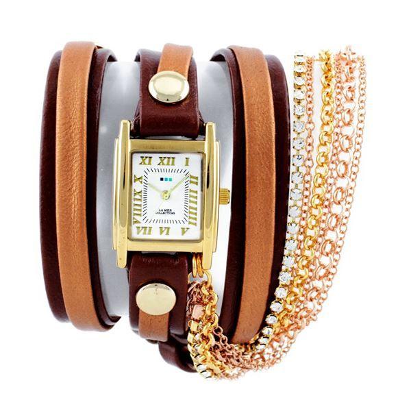 LA MER COLLECTIONS(ラ・メール コレクションズ) LMMULTI9005 腕時計  #レディース時計 #レディース時計プレゼント…