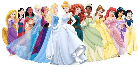 Disney Princess Cross Stitch Pattern***L@@K***~~ I SEND WORLD-WIDE~~Free