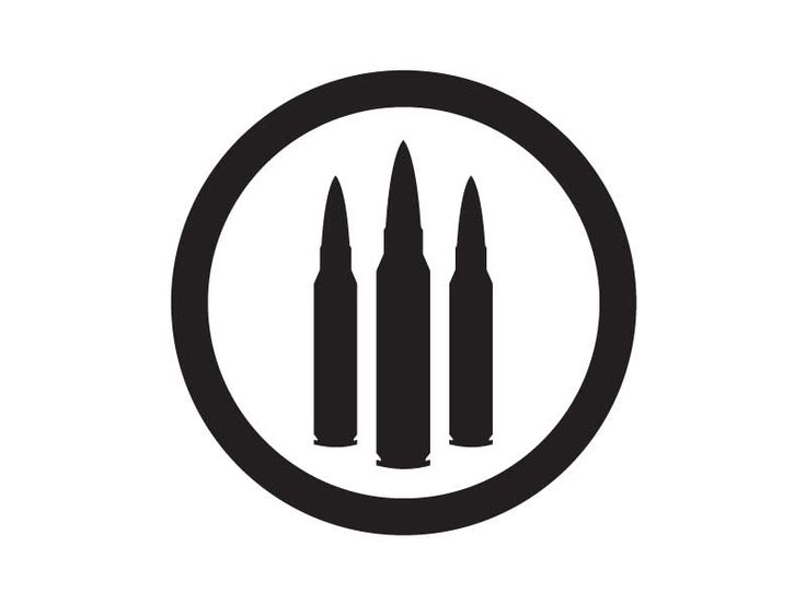 Bullet Logo Google Search Gun Logo Logos Guns Hand
