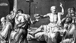Les philosophes de la Grèce antique