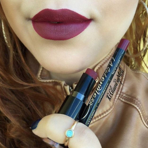 5 Tips to Pull Off Dark Lipstick this Fall – SOCIETY19
