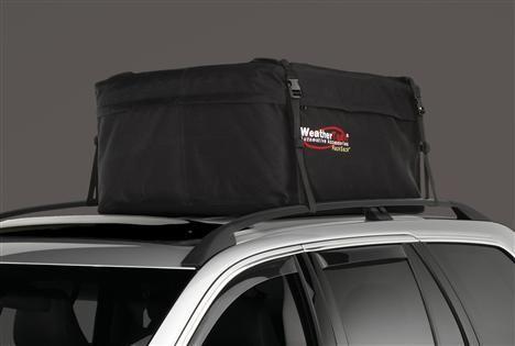 2007 Jeep Grand Cherokee | WeatherTech RackSack Rooftop Cargo Bag Carrier | WeatherTech.com