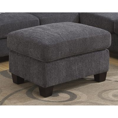 Emerald Home Furnishings U8060E-03-23 Clayton II Ottoman