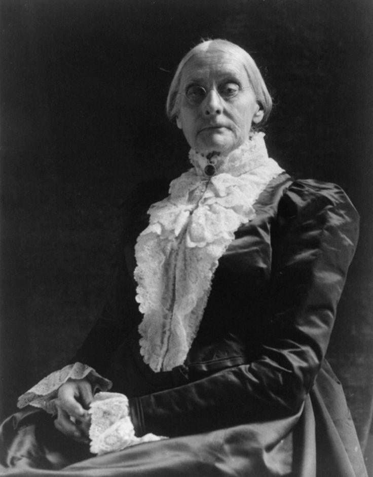 susan b anthony   File:Susan B. Anthony by Frances Benjamin Johnston.jpg - Wikipedia