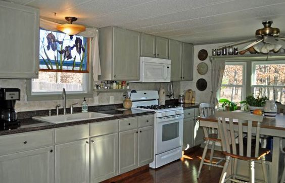 Best 20 Mobile Home Makeovers Ideas On Pinterest