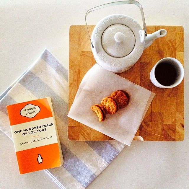 Photo Books Lay Flat: Flat Lay Morning Tea