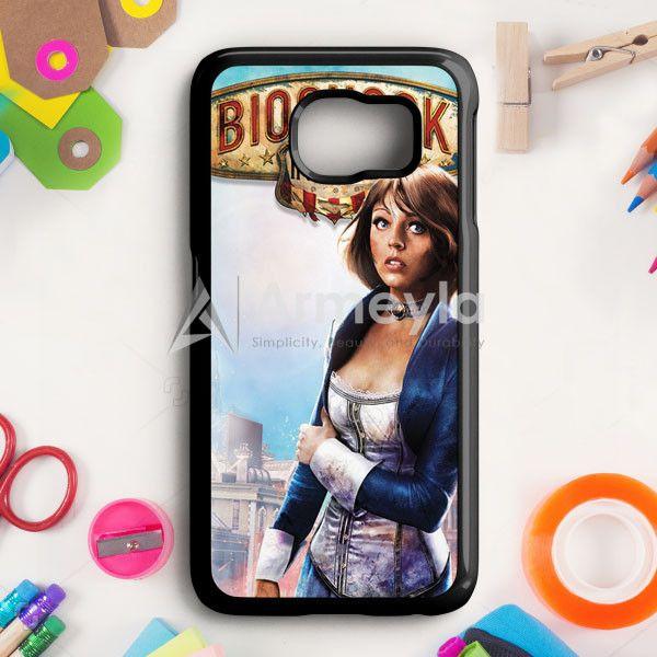 Bioshock Infinite Game Samsung Galaxy S6 Edge Plus Case | armeyla.com